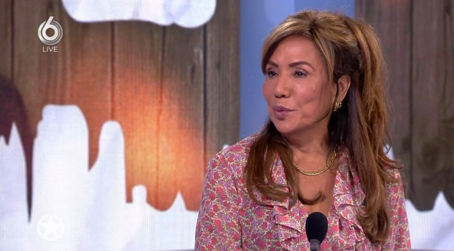 Patty Brard in Shownieuws