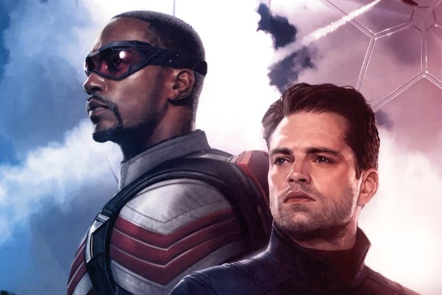 The Falcon and the Winter Soldier op Disney+