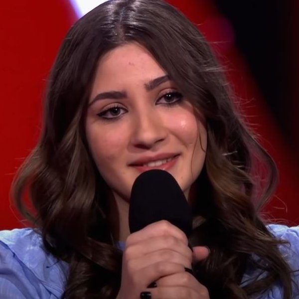 Hanin, The Voice of Holland