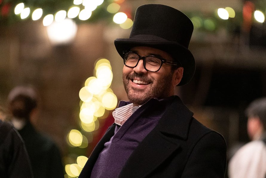 Jeremy Piven in My Dads Christmas Date