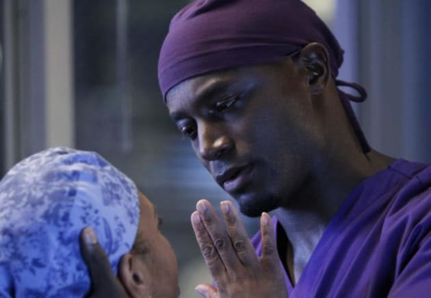 Taye Diggs - Dr. Sam Bennett (Private Practice)