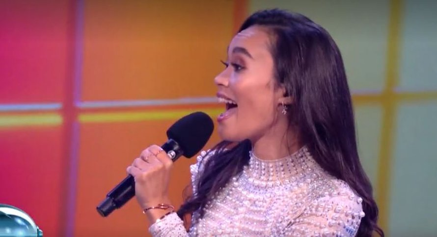 Romy Monteiro, I Can See Your Voice