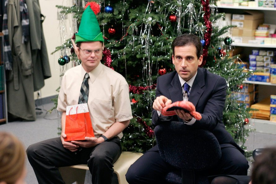 The Office US - Christmas Party
