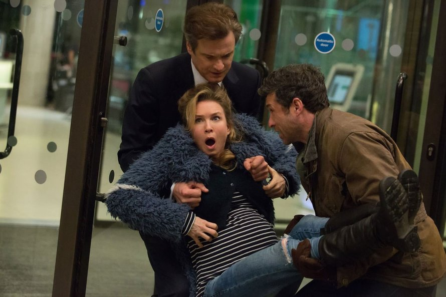 Bridget Jones's Baby, movie still
