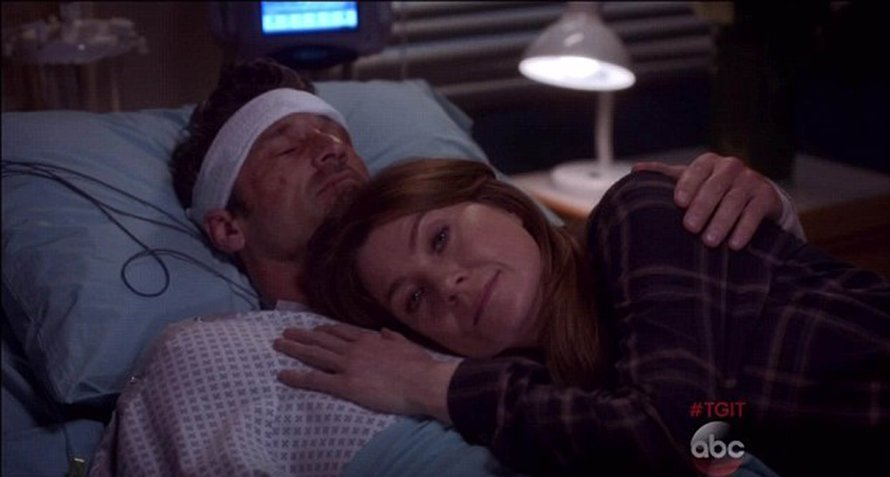 Derek en Meredith, Grey's Anatomy