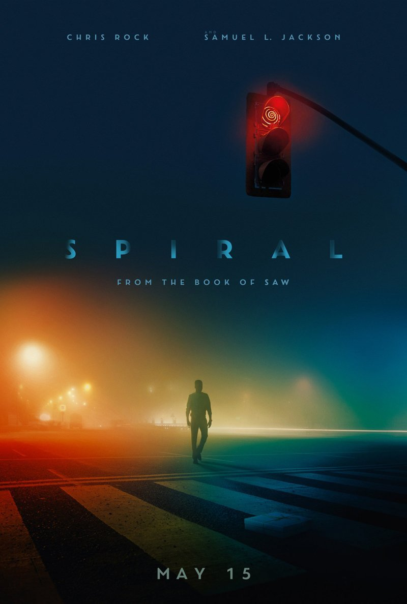 Spiral: From the Book of Saw Saw 9 filmposter