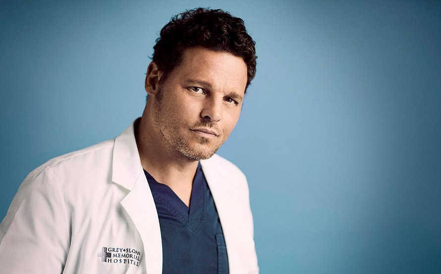 Justin Chambers in Greys Anatomy