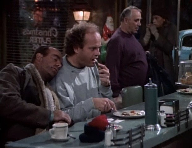 Frasier – Miracle on Third or Fourth Street
