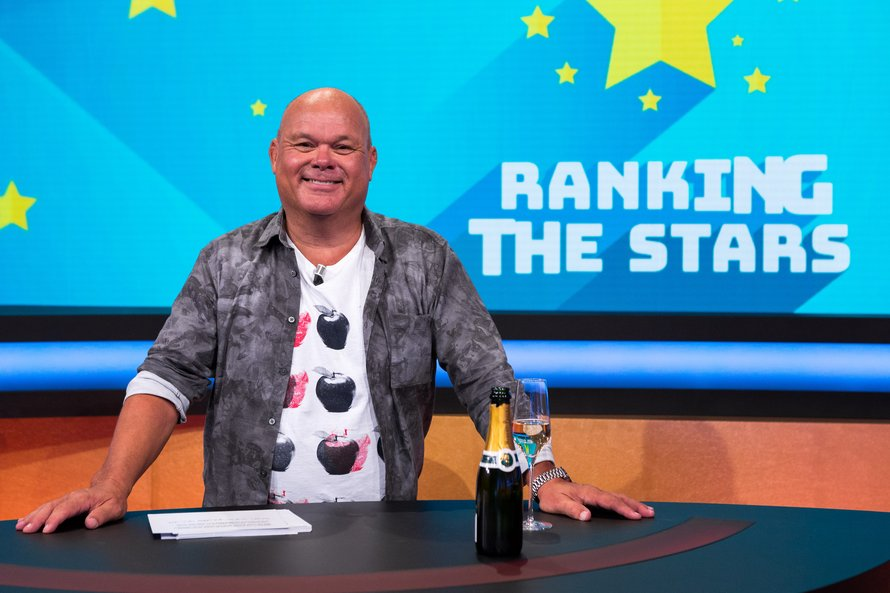 Paul de Leeuw, Ranking the Stars