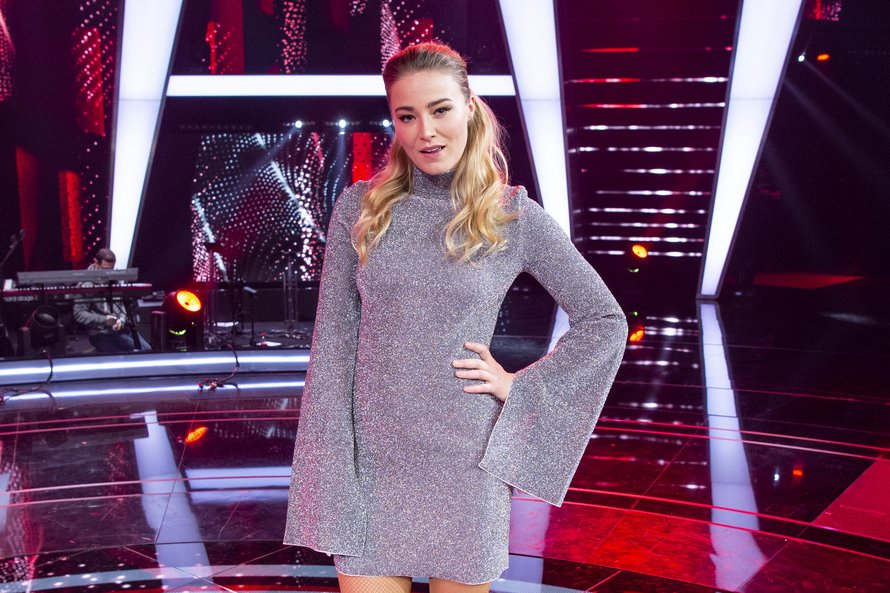 Geraldine Kemper in The Voice of Holland