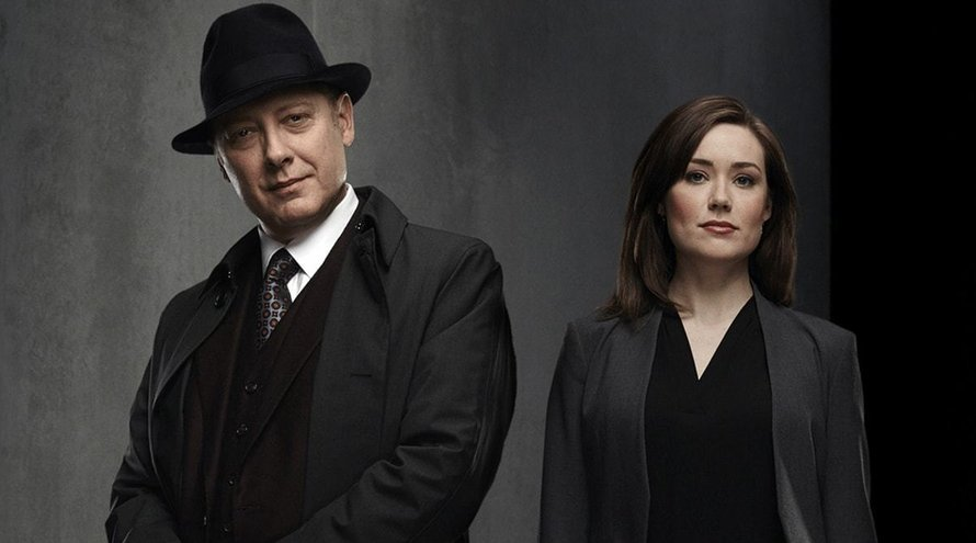 James Spader als crimineel Red in de misdaadserie The Blacklist op Netflix