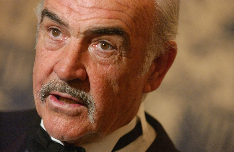 Sean Connery, James Bond, overleden