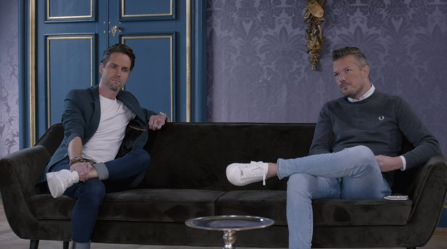 Rein en Danny in Married At First Sight