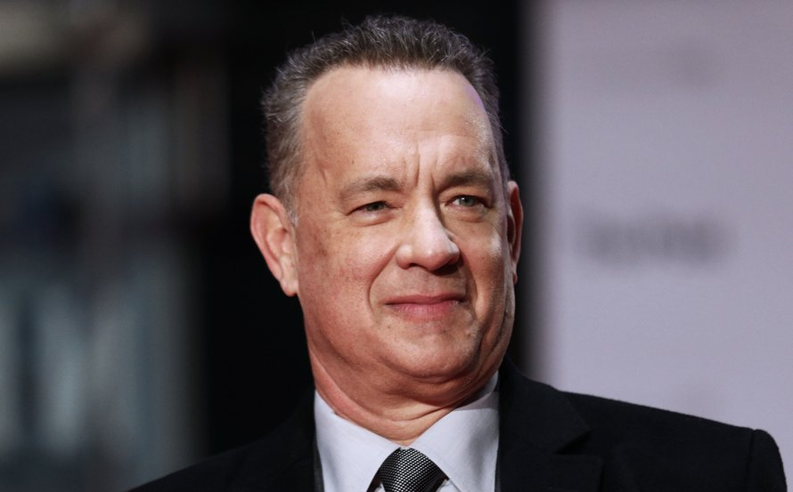 Tom Hanks van News  of the World op Netflix