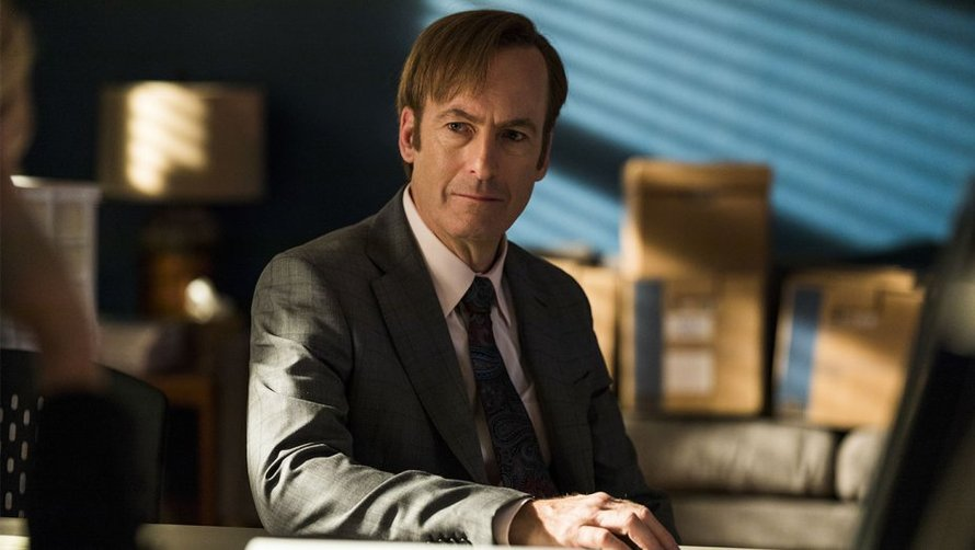 Bob Odenkirk als Jimmy McGill in Better Call Saul