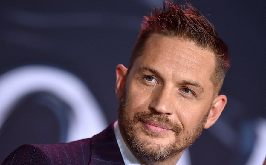Tom Hardy als 007 James Bond