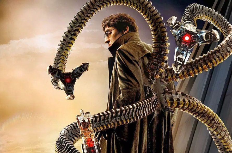 Alfred Molina als Doctor Octopus in Spider-Man No Way Home
