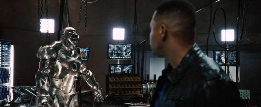 War Machine Easter egg in Iron Man