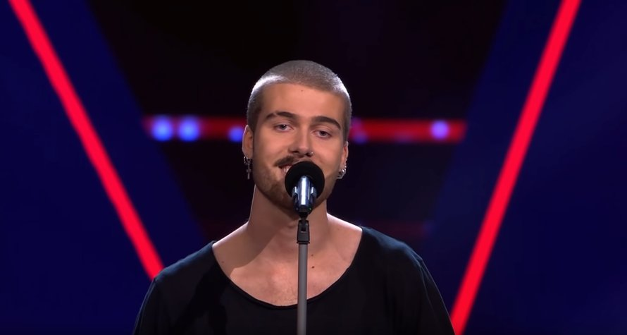 Dani uit The Voice of Holland TVOH 2021