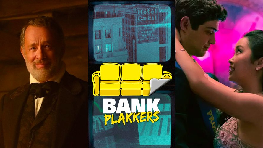 Bankplakkers: News of the World, To All The Boys 3 en The Vanishing at the Cecil Hotel