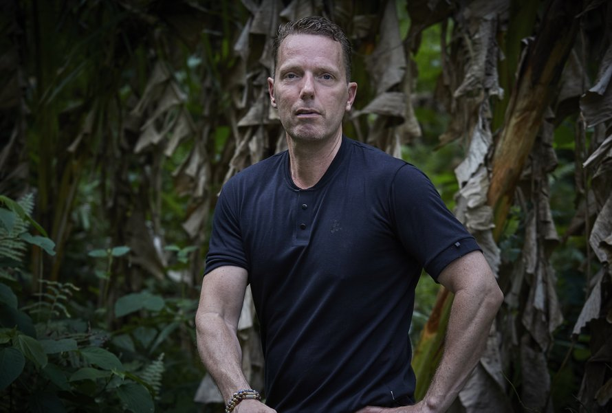 Rob Geus in Expeditie Robinson