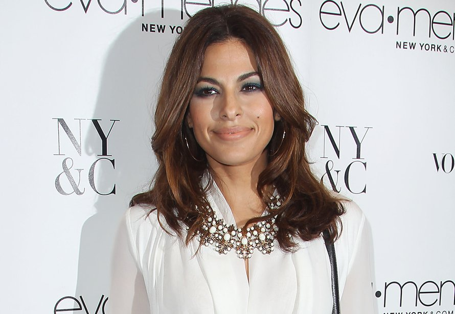Hitch-actrice Eva Mendes