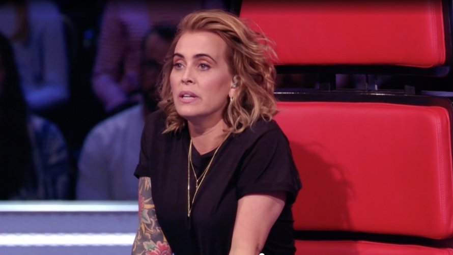 Anouk in The Voice of Holland op RTL 4