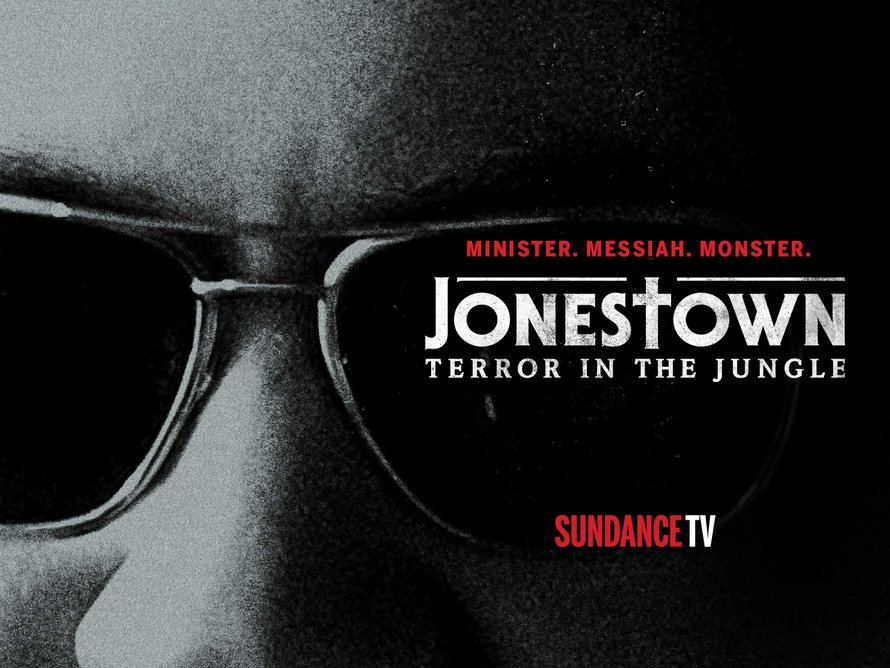 Jonestown: Terror in the Jungle true crime serie Videoland