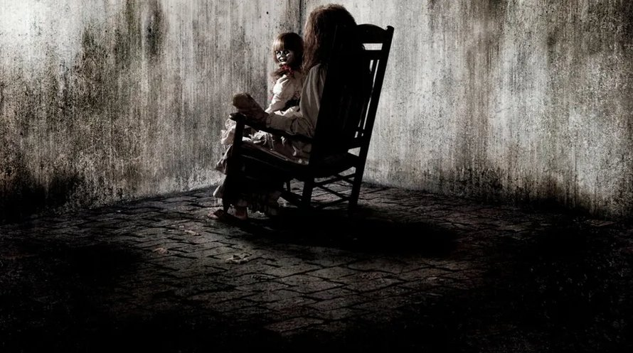 Annabelle uit The Conjuring