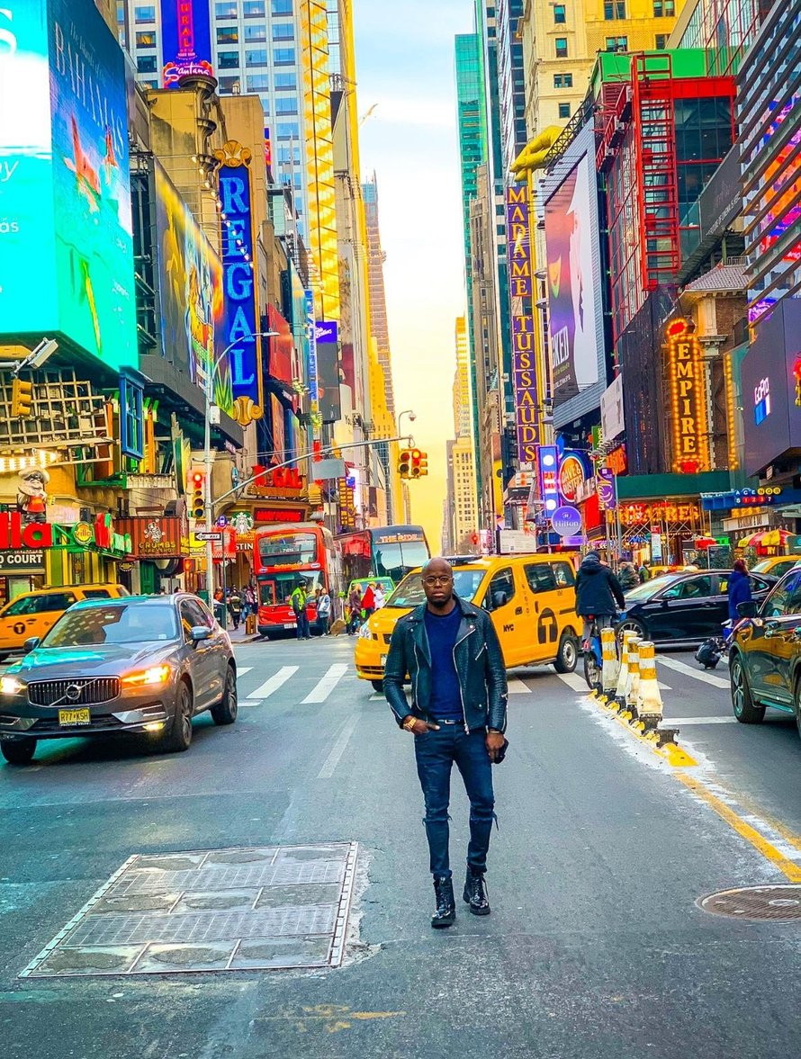 Times Square. (Bron: SBS6)