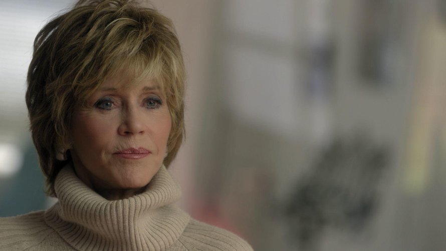 Jane Fonda in Feminists: What Were They Thinking?