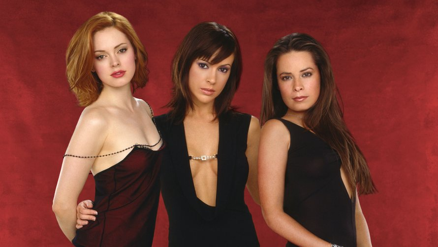 Charmed actrices