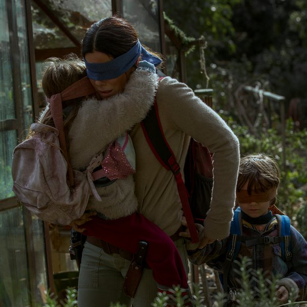 Bird Box, film, Netflix