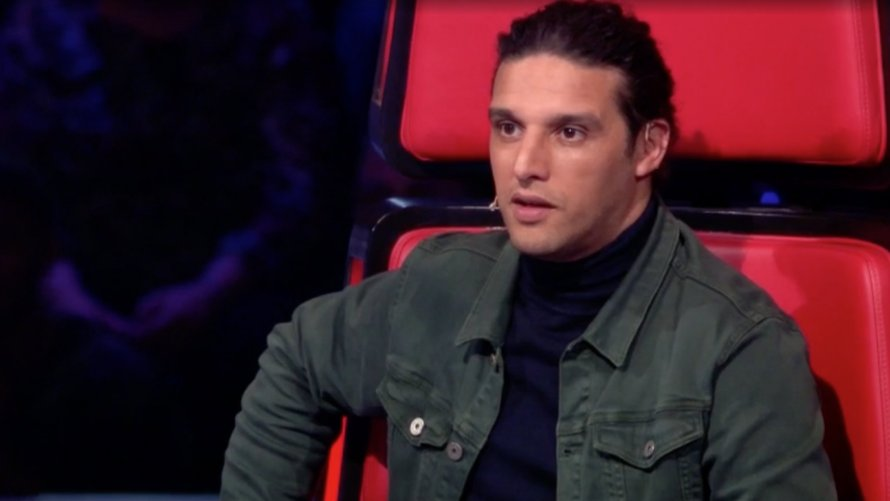 Ali B in The Voice of Holland op RTL 4