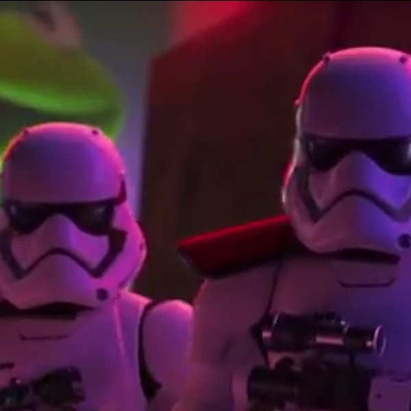 Storm Troopers Wreck it Ralph