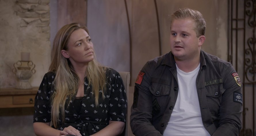 Daisy en Mick in Married at First Sight