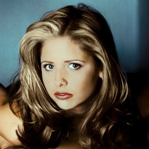 Sarah Michelle Gellar als Buffy the Vampire Slayer