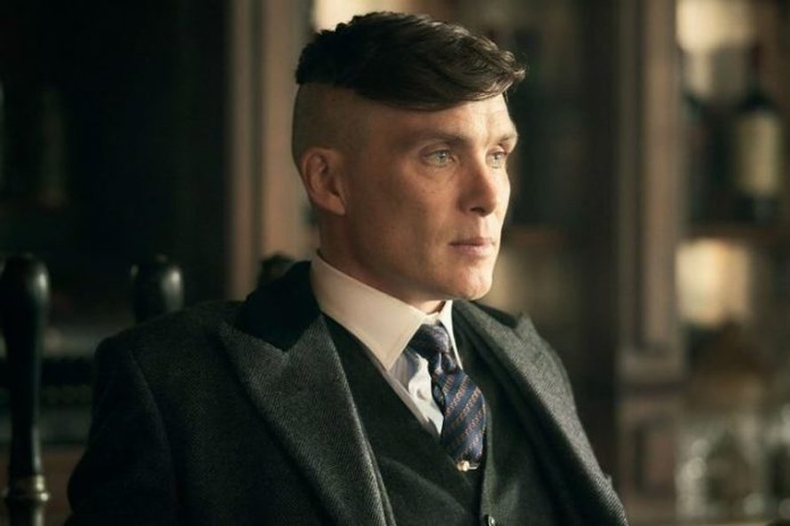 Cillian Murphy als Tommy Shelby in Peaky Blinders