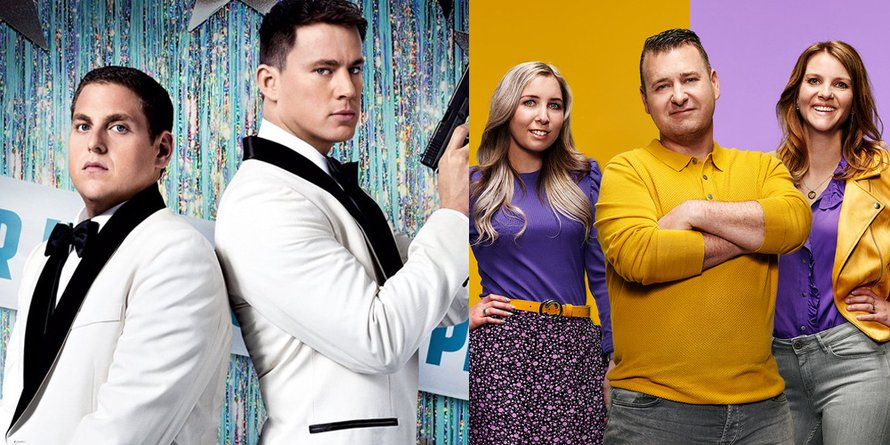 21 Jump Street, Married at First Sight: Second Chance