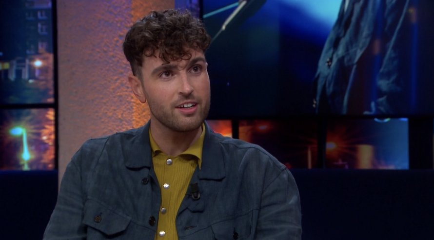 Duncan Laurence in Beau