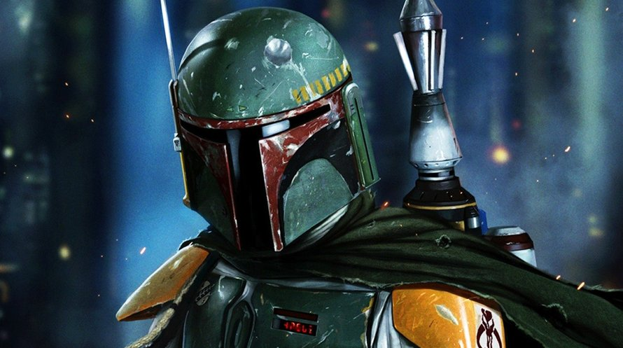 Boba Fett in Star Wars - The Empire Strikes Back