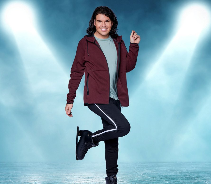 Roy Donders in Dancing on Ice