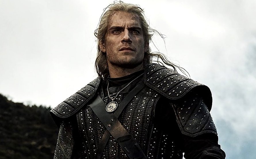 Henry Cavill in The Witcher op Netflix