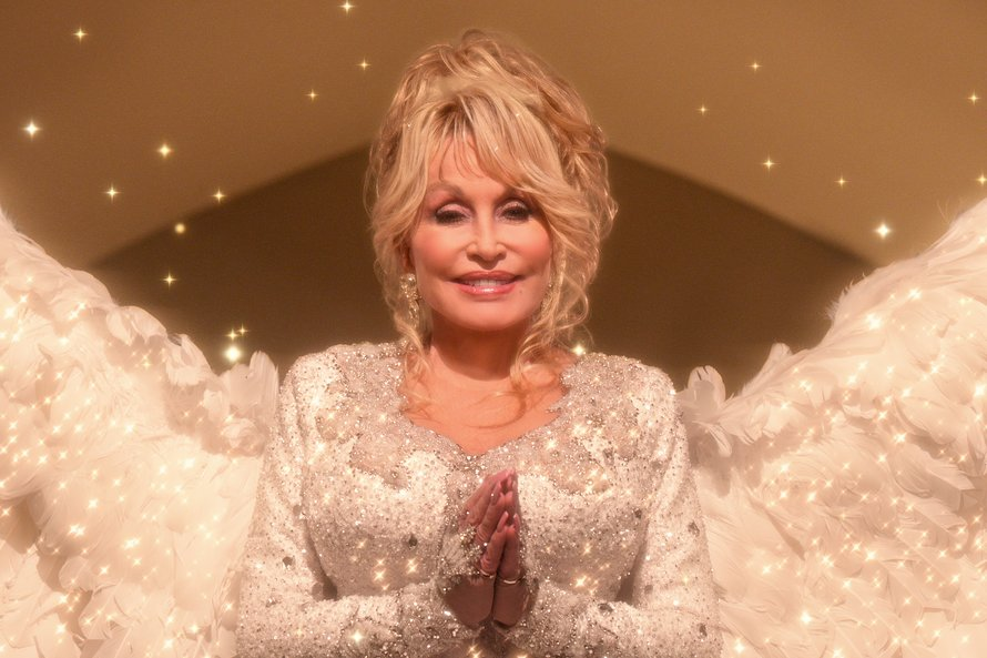 Christmas on the square, Dolly Parton