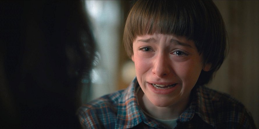 Will crying Stranger Things