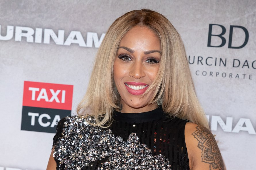 Glennis Grace, The Voice of Holland