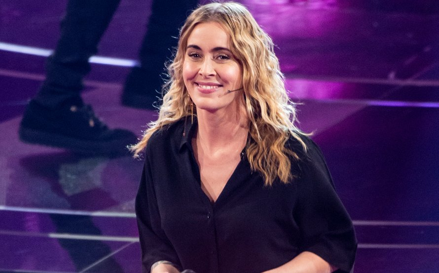 Coach Anouk in The Voice of Holland