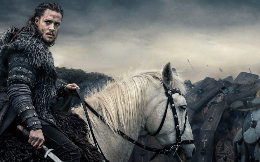The last kingdom Seizoen 3 op Netflix