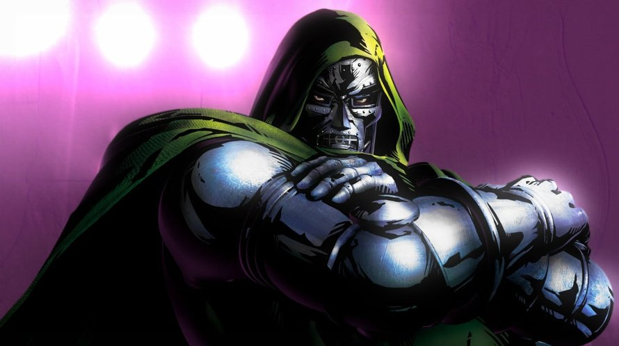Doctor Doom in Black Panther 2