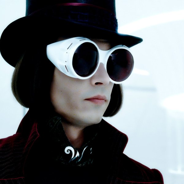 charlie and the chocolate factory, Johnny Depp